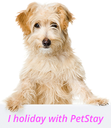 I holiday with PetStay