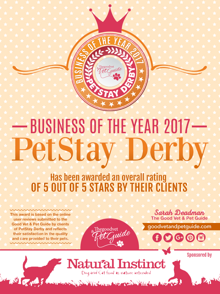 Pet Business of the Year