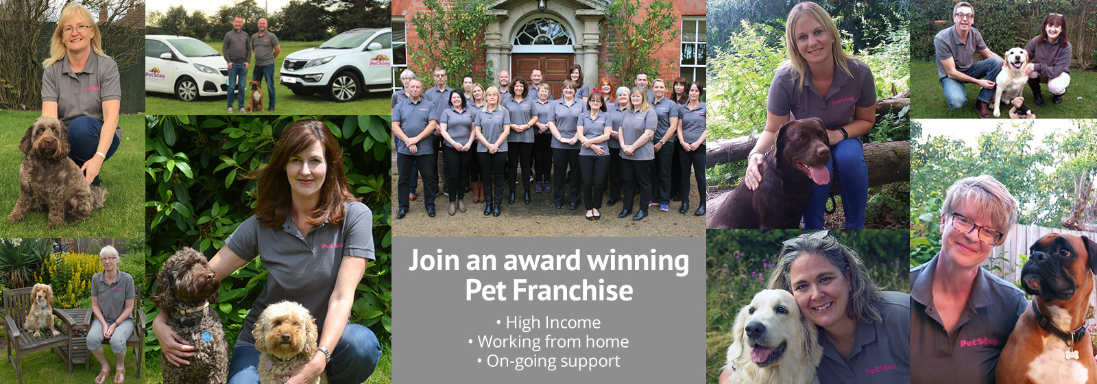 Award Winning Pet Franchise