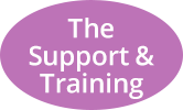The Support & Training