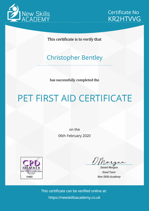 Peterborough - First Aid Certificate