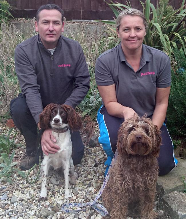 Mat & Bex - PetStay Somerset