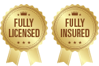 Fully Licensed - Fully Insured